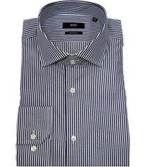 shirt regular fit gestreept katoen model gordon 50418530