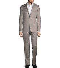 classic fit milburn iim series wool suit