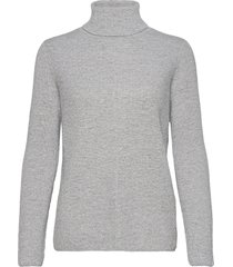 pullover long-sleeve turtleneck coltrui grijs gerry weber edition