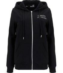 love moschino hoodie