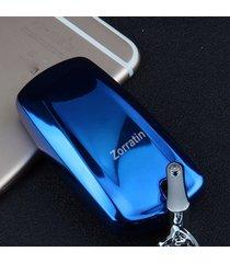 gloss soft thin keyless key case cover fit bmw f10 f20 f30 f13 f01 f25 3 or 4 bu