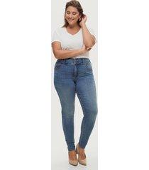 jeans donna med shapingeffekt