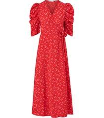 omlottklänning springalina wrap dress