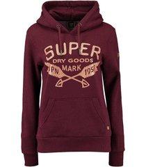 hoodie glitter sparkle bordeaux