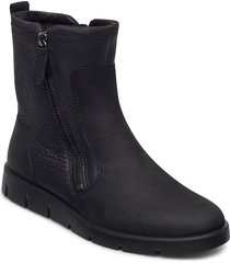 bella shoes boots ankle boots ankle boot - flat svart ecco