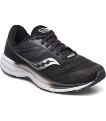 omni 19 wide shoes sport shoes running shoes svart saucony