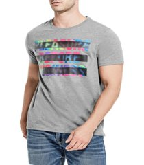 guess men's business before pleasure graphic tee