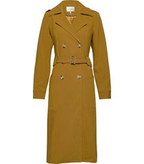 lynnegz trenchcoat ao20 trench coat rock grön gestuz