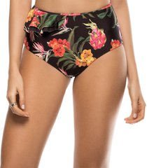 panty de vestido de baño con boleros tropical kibys
