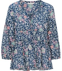 blus lush shake blouse