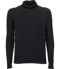 tagliatore turtleneck wool sweater