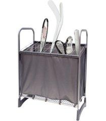 neatfreak 27-compartment vertical utility storage unit
