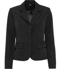 blazer con pizzo (nero) - bodyflirt boutique