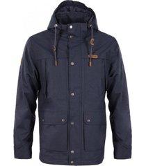 chaqueta roble b-dry hoody jacket azul marino lippi