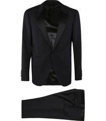 lanvin single-buttoned classic suit