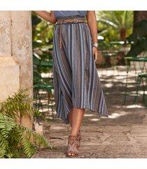 oasis jacquard skirt