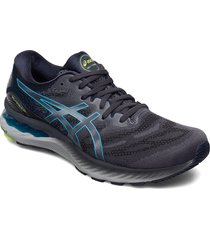 gel-nimbus 23 shoes sport shoes running shoes grå asics