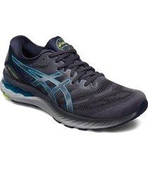 gel-nimbus 23 shoes sport shoes running shoes grå asics