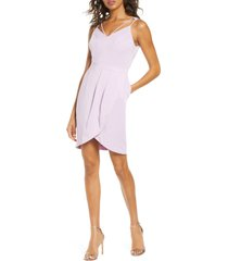 women's adelyn rae sarina tulip hem dress