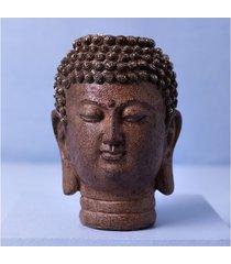 vaso buddha dai cor: dourado - tamanho: único