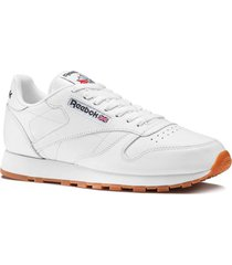 tenis classic leather hombre