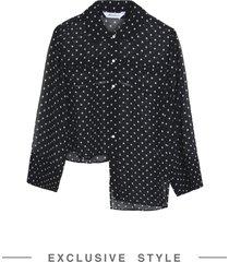 fleamadonna x yoox shirts