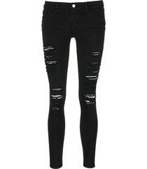 'le skinny de jeanne' slim fit jeans