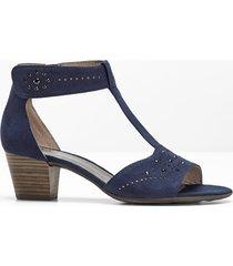 sandalo comodo (blu) - jana