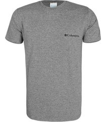 camiseta columbia basic masculina