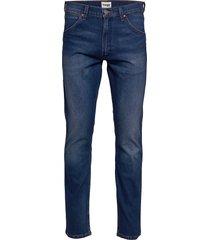 11mwz slimmade jeans blå wrangler