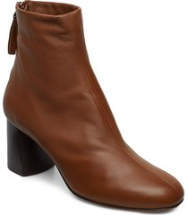 nadia - soft heel boot shoes boots ankle boots ankle boots with heel brun 3.1 phillip lim