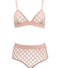 gucci lingerie set