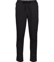 akbasu pants casual broek vrijetijdsbroek zwart anerkjendt