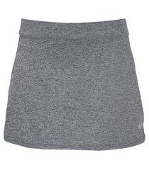 short saia asics feminino trainning