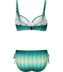 bikini van opera groen