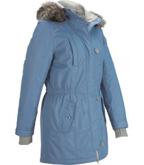 parka outdoor ampio (blu) - bpc bonprix collection