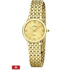 reloj c4365/3 dorado candino mujer classic timeless