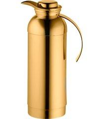 garrafa térmica catania 1l ouro - riva