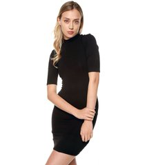 vestido negro active