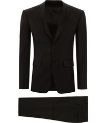 dsquared2 london fit suit with crystals