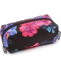 cosmetiquera estampado ciara citybags multicolor
