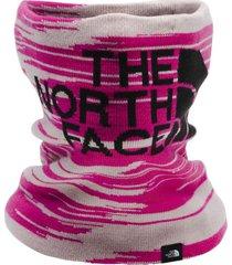 gorro neck gaiter rosa the north face