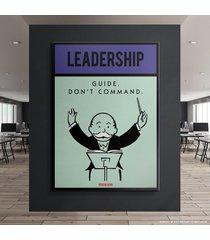 cuadro lienzo tayrona store monopoly - leadership