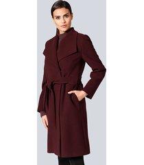 mantel alba moda bordeaux