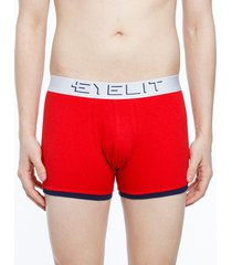 boxer rojo eyelit 525