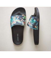 sundance catalog women's dreamer poolside slides sandals 9