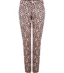 jacky luxury dames broeken lange-broek leopard