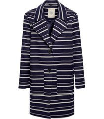 kappa striped coat