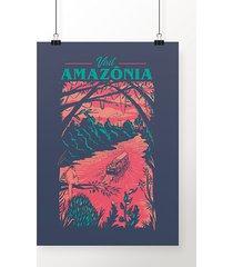 poster amazônia