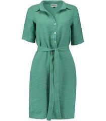 jurk milene groen